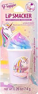 Lip Smacker Frappe Cup Lip Balm, Unicorn, 1 Tube, Prevent Chapped Lips, 0.26 Ounce