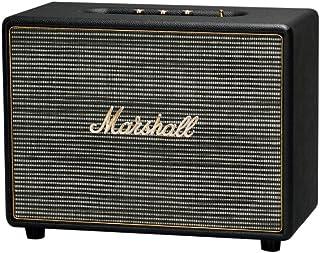 Marshall 马歇尔 Woburn 旗舰HiFi摇滚重低音监听级无线蓝牙音箱 无线音响?#20302;?黑色