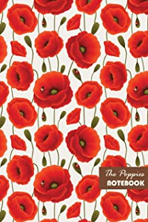 The Poppies Notebook: Compact 6