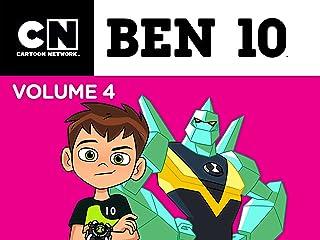 New Ben 10 Season 4