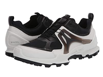 ECCO Sport BIOM C Trail Speed GORE-TEX(r) (White/Black) Men