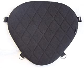 Motorcycle Gel Pad Driver Seat cushion For Harley Davidson FLSTC Heritage Softail Classic Models