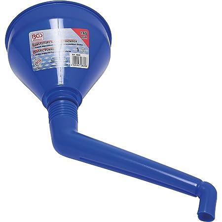 Adminitto88 Trichter Universal Trichter Benzintrichter Einfülltrichter Öl Benzin Farbe Etc Einfüllrohr Flexibel Und Einstellbar Für Wasser Benzin Kühlmittel Getriebe Motoröl Küche Haushalt