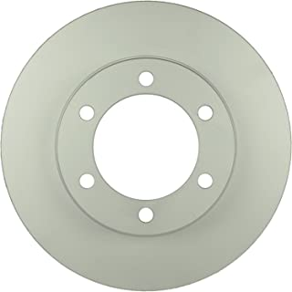 Bosch 50011224 QuietCast Premium Disc Brake Rotor For Toyota: 1996-2002 4Runner, 2004 Tacoma; Front