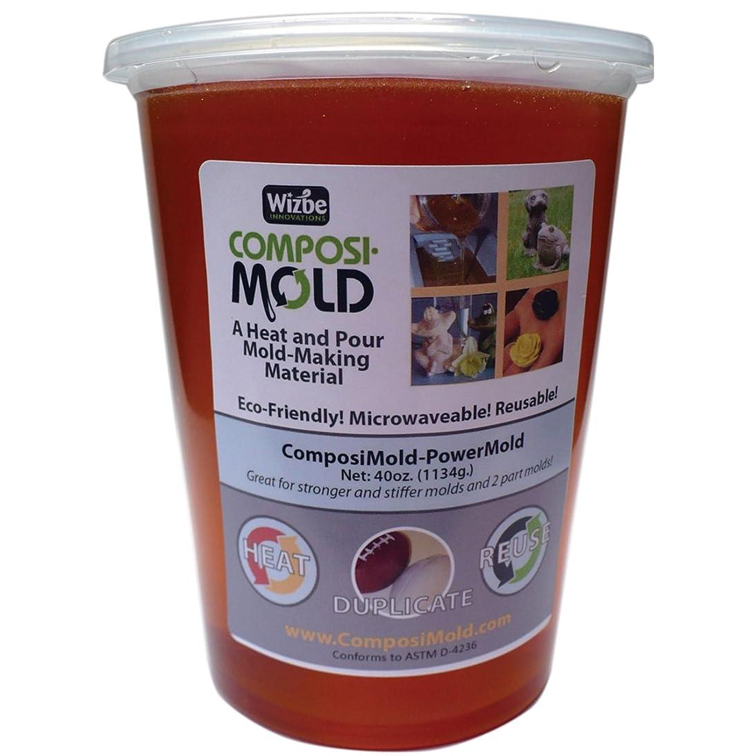 ComposiMold Firm 40 Ounce Reusable Molding Material, Reheat To Reuse
