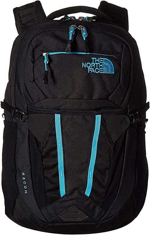 TNF Black Heather/Barrier Reef Blue