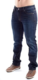 Barbell Apparel Men's Straight Athletic Fit Jeans