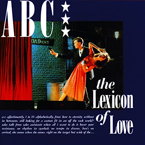 The Lexicon Of Love (Deluxe Edition) by ABC on Amazon Music ...