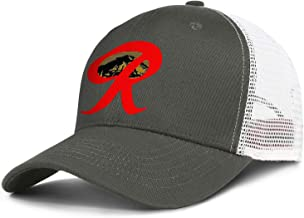 Rainer Beer Grey Adjustable Strapback Hat Grey