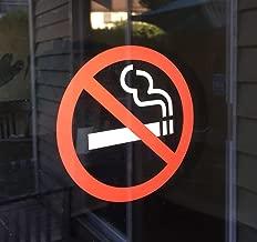 Best no smoking vinyl decals Reviews