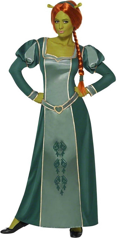 Damen Kostüm Perücke Fiona Princess Shrek Ohren und Ogre Plus B015RIYN70 Neuer Stil  | Niedriger Preis und gute Qualität