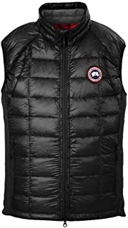 Canada Goose Hybrid Lite Tech Down Gillet - Black/Red