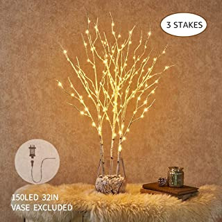 Best pre lit willow branches Reviews