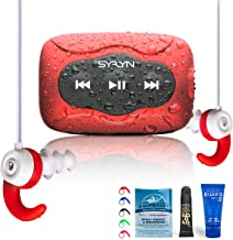 $65 » SYRYN 8 GB Waterproof Music Player (Compatible with iTunes Files) and Swimbuds Color Headphones