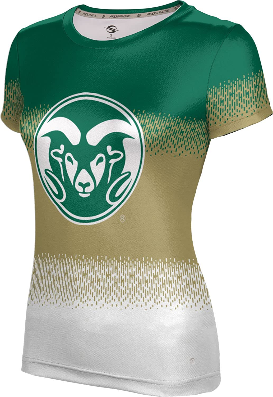 ProSphere Colorado State University Girls' Performance T-Shirt (Drip)