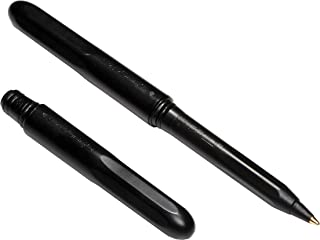 Pokka Pens 8 pack. Compact, lightweight, affordable pocket pens. Black. Compare to bullet pens at $20.