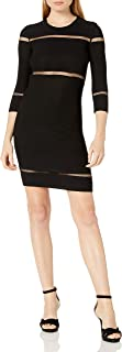 French Connection Women's Danni Ladder Knits Dress