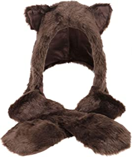 sloth hat with paws