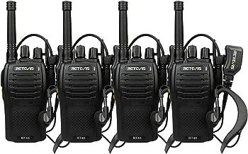 Best rechargeable walkie talkies nz Reviews