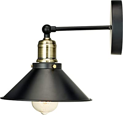 JVI Designs 1210-15 S1-SR 1-Light Union Square Wall Sconce with Antique Mercury Ribbed Mouth Blown Glass Shade 8 Wide
