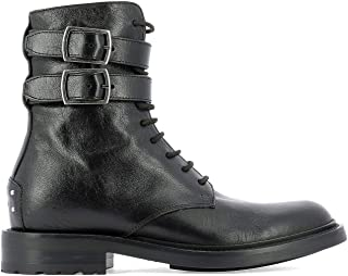 SAINT LAURENT Luxury Fashion Womens 58469900EXX1000 Black Ankle Boots | Fall Winter 19