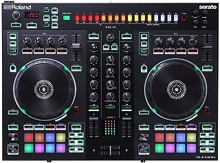 Roland دو کانال چهار گوشه کنترل کننده Serato DJ (DJ-505)