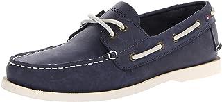blue deck shoes
