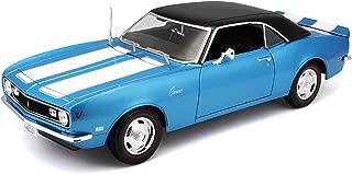 Maisto 1:18 Scale 1968 Chevy Camaro Z/28 Coupe Diecast Vehicle
