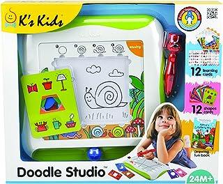 K's Kids Doodle Studio, Multi Color, Multicolor
