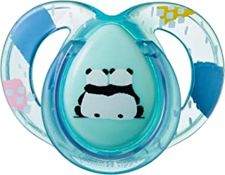 Tommee Tippee Closer to Nature Any Time Baby Soothers, 2 Pack, Multi-Color, 6-18M, Multi-Colour