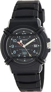 Casio Casual Analog Display Quartz Watch For Men Hda-600B-1B, Black Band