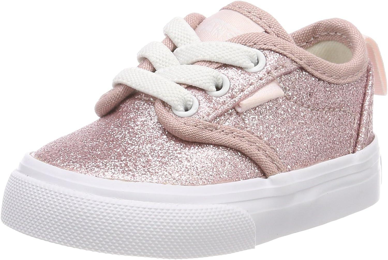 Vans Atwood Slip-on, Sneakers Basses Garçon Mixte bébé, Rose ...
