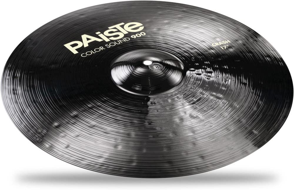 Paiste Colorsound 900 Ranking TOP16 Crash in. Black Cymbal Ranking TOP6 17