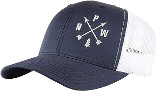 Pacific Northwest Arrows Trucker Hat Blue White
