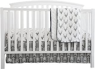 Best crib bedding deer Reviews