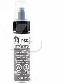 Dodge Chrysler & Jeep MOPAR Touch Up Paint 0.5oz Bottle PSC / JSC (3738) Billet Silver Metallic