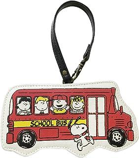 ピーナッツ ダイカットパスケース バス SNAP1643