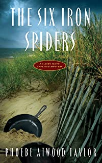 The Six Iron Spiders (Asey Mayo Cape Cod Mysteries)