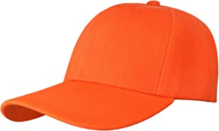Falari Baseball Dad Cap قابل للتعديل الحجم لتشغيل التدريبات والأنشطة الخارجية