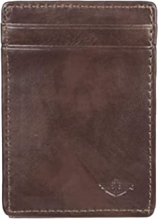 Dockers  Mens Wallet, Card Case & Money Organizer, Brown, 9 31DK160012