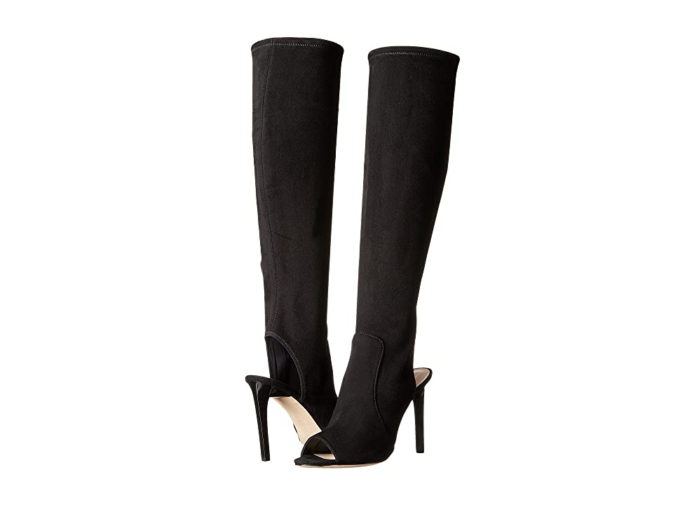 Nine West Lettie (Black Fabric) Women