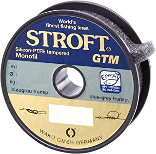 WAKU Schnur STROFT GTM Monofile 200m