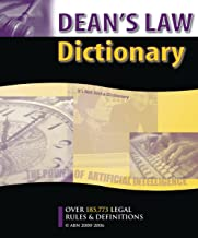dean's law dictionary