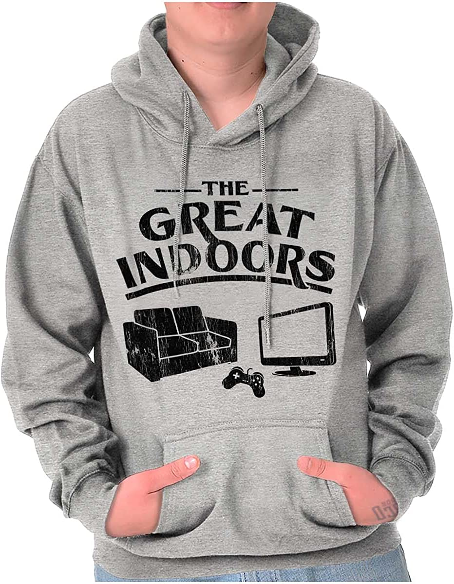 the Great Indoors Ironic Industry No. Mesa Mall 1 Couch M Hooded Sweatshirt Hoodie Potato