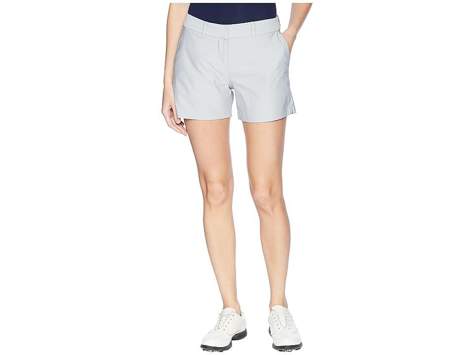 Nike Golf Flex Shorts Woven 4.5 (Wolf Grey/Wolf Grey) Women