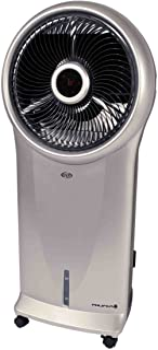 ARGO Polifemo Climatizador Enfriador y Purificador de Aire, 110 W, Plástico, Gris