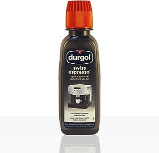 comprar comparacion Durgol Swiss Espresso Descalcificador Especial, 2 Packs, 4 x 125ml