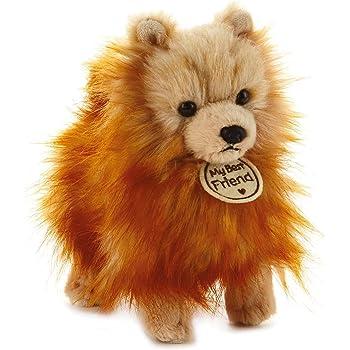 10 Tall 10 Tall Aurora World Inc 02432 Aurora World Wuff /& Friends Pip Pomeranian Plush