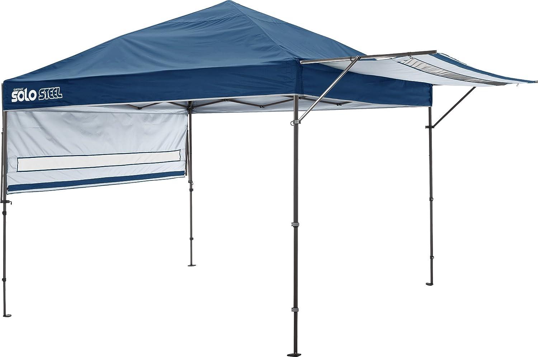 Quik Shade 167527DS Straight Leg Canopy, 10 x 17', Midnight bluee