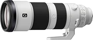 Sony FE 200-600mm F5.6-6.3 G OSS Super Telephoto Zoom Lens (SEL200600G)
